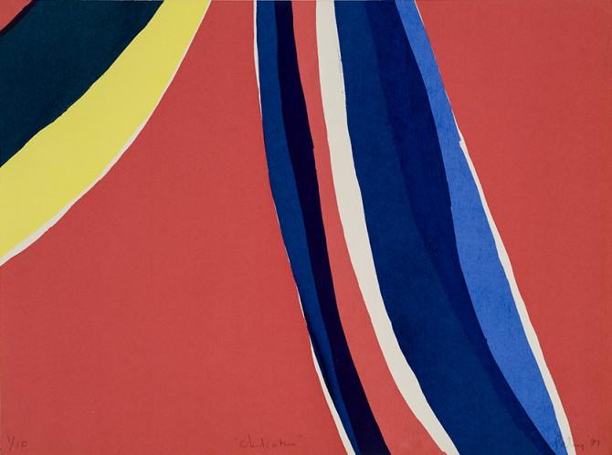 Nancy Petry, Chilcotin, 670 x 498, Exposition solo - Arcadia 2016
